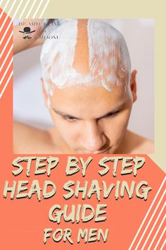 some men shave their head because they think it requires less work than to maintain hair but this is false as the shaven head needs much attention. Shaving Head Bald, Shaving Cut, Shaving Your Head, Shaving Tips, Mens Shampoo, Solid Shampoo, Shaved Head With Beard, Shaved Heads, Best Shaving Cream