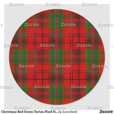 Zazzle's Christmas stickers are sure to add some sparkle to your holiday décor, gifts & cards. Holiday Gifts, Holiday Cards, Christmas Cards, Gift Wrapping Paper, Tartan Plaid, White Elephant Gifts, Round Stickers, Custom Stickers, Red Green