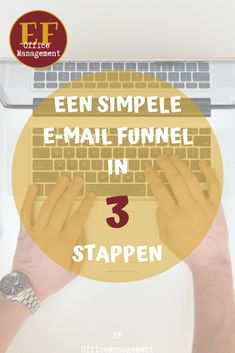 Een simpele e-mail funnel in 3 stappen Virtual Assistant, Teamwork, Email Marketing, Office Management, Business, Blog, Success, Blogging, Store