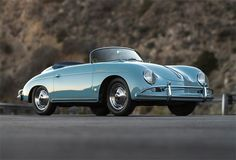 Porsche 356 A Speedster 1958 Plus