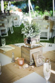 107 best Wedding Reception Table Settings & Centerpieces images on ...