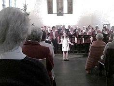 Kyra singt Halleluja