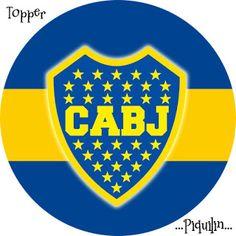 Kit Imprimible GRATIS Boca Juniors
