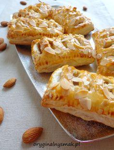 Ciastka francuskie jabłkowo-migdałowe   Oryginalny smak