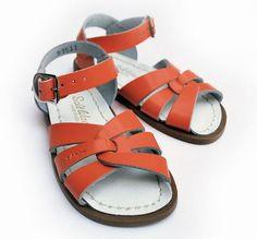 d20969b7eed0 Salt Water Original Sandals in Orange at Kidsen.co.uk Originals