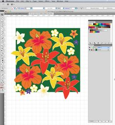 Create your own #pattern swatch: an easy 5-step Illustrator #tutorial