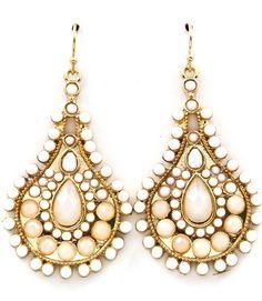 Indian Artistry Earrings
