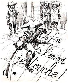 Cyrano de Bergerac by StephaneRoux.deviantart.com on @deviantART