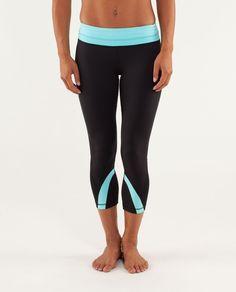 Run:Inspire Crop II  - new half marathon pants :)