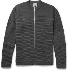 S.N.S. Herning - Torso Virgin Wool Cardigan | MR PORTER
