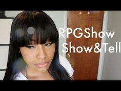 ▶ MY RPGSHOW WIG IS LAID HONEY!! - YouTube   Subscribe Rpgshow on Youtube: http://www.youtube.com/user/rpgshow