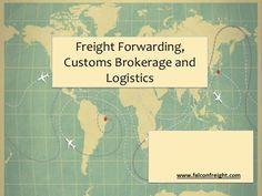 Falcon Freight PVT.LTD: Air Freight Forwarding Process