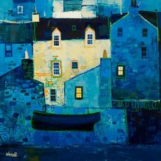 George Birrell - Out of the Water, Hamnavoe