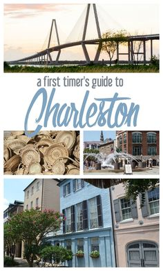 A First-timer's Guide to Charleston, South Carolina: Where to Visit, Eat, Shop, and Sleep | CosmosMariners.com