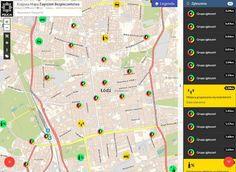 Zdjęcie numer 3 w galerii - Interaktywna mapa przestępczości. Zobacz, gdzie jest…
