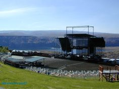 Gorge Amphitheatre, Quincy Wa - Seating Chart View - We have Tickets to all Shows at The Gorge!
