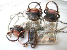 soldered jewelry | beach treasures | Soldered Jewels / Jewelry