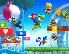 23 launch games for Wii-U in North America - 23 juegos de lanzamiento para Wii-U en Norte América