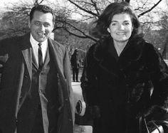 Jackie Kennedy & Clint Hill?