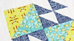 Free motion Quilting quilt as you go block sewcial bee sampler quilt