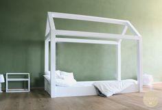 Weiteres - TRAUMHAUS XL ♥ KINDERBETT 90 x 200 cm - ein Designerstück von Babika-Zoe bei DaWanda