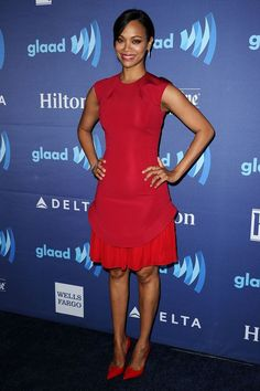 Fab Five: Great Dresses From The GLAAD Awards And More | The Zoe Report
