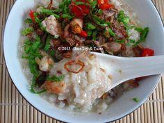 Typical Aceh: Resep Pembaca JTT: Kanji Rumbi - Bubur Ayam Khas Aceh