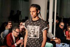 Repurposed / Reused   Photo by Fresh Pixx at Fashion week Brooklyn  S/S 2015   #sustainable #ecofashion #menswear #dapper #streetwear #silkscreen #3dembroidery  #military  #veterans  #womenveterans  #brooklyn #fashionweekbrooklyn #lifestylefashion #kohls #army #unclesamsarmynavyoutfitters  #sustainablefashion #urban  #womensweardaily  #urbanoutfitters #repurposedreused  #tamoralee  #simplenaturalclothing knitwear #Lawrencepizzi  #fashionweek #wearableart  #buffal5oartists…