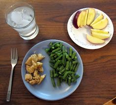 3 Day Diet Day 1 Dinner. Loose 10lbs in 3 days. Intreeged - not sure I'd want to waste all those calories on vanilla ice cream when I could eat something more filling like rice or potatoes...? (I lost 5lb)