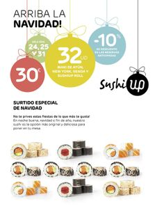 32 piezas del Surtido Especial Navidad x 30€ + descuento por reserva anticipada! ;)