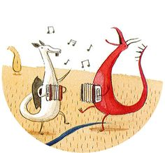 You love the book, now sing the song! Listen to and download this salsa-inspired free and original Dragons Love Tacos song!
