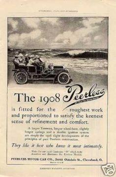 Peerless Car (1908)