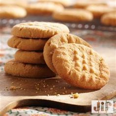 Peanut Butter Classic Cookies from Jif®