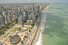 Recife, Brazil: If you smell watermelon in the air, get out of the water, IMMEDIATELY!