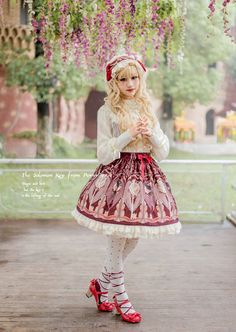 #LolitaUpdate: Penny House [-✞✙-The Keys of Solomon-✞✙-] Series >>> http://www.my-lolita-dress.com/newly-added-lolita-items-this-week/penny-house-the-keys-of-solomon-series