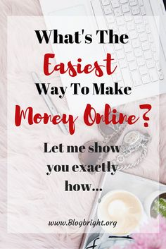 Many think that there is no real way to make money online besides maybe Ebay or Amazon. Boy are they wrong. They are really missing out on the opportunity that is laid before them and not everything is a scam. There are legitimate ways to make a lot of money online doing the things you absolutely love,  #makemoneyonline