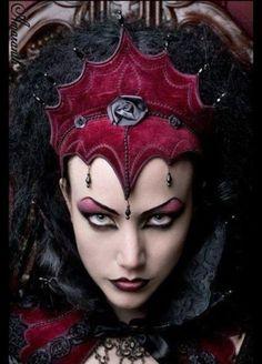 best Halloween witch make up