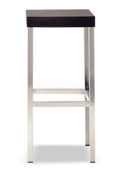 """Lightweight, simple and comfortable thanks to the small dimensions and attractive design it is ideal for small spaces. With the square steel tube frame it is available in satinized steel or chrome finish. [share title=""""Share with friends"""" socials=""""facebook, twitter, google, pinterest, bookmark"""" class="""""""" icon_type="""""""" ]<div class=""""addthis_toolbox addthis_default_style """" addthis:url='http://thechairmarket.com/product/cube-natural/' addthis:title='Cube Natural ' ><a ..."""