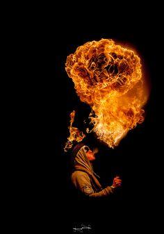 """500px / Photo """"Attention ton chapeau brûle !!!"""" by Damail D.F.N. #photography"""