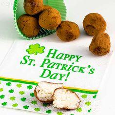 Irische Kartoffel-Süßigkeit