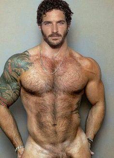 Hommes nus - Le blog Gay Naturiste nu masculin poil et
