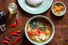 My latest recipe:  Vietnamese Sour Soup – Canh Chua
