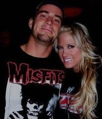 CM Punk and Kelly Kelly judge if you will but they are my OTP(One True Pairing)