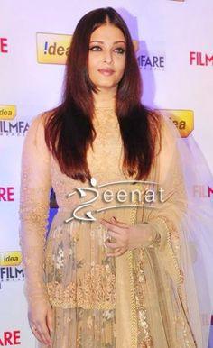 Aishwariya Rai Salwar Kameez, Sarees, Anarkali Suits, Designer Dresses - Page 4