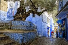 15. Chefchaouen, Morocco 15 amazing non-touristy places to discover each country's national character