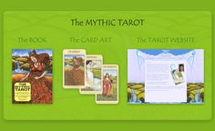 The MYTHIC TAROT My First Tarot Deck
