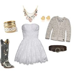 Next Country Concert Outfit, created by caseyjojarvis.polyvore.com