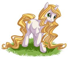 My OC pony by ShinePawPony.deviantart.com on @deviantART