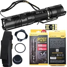 Nitecore P12GT SUPER BUNDLE with LED 1000 Lumen Flashlight Holster Lanyard Pocket Clip Tactical Ring Spare O-Ring Spare Rubber Tail Cap Boot and Mini USB Light https://besttacticalflashlightreviews.info/nitecore-p12gt-super-bundle-with-led-1000-lumen-flashlight-holster-lanyard-pocket-clip-tactical-ring-spare-o-ring-spare-rubber-tail-cap-boot-and-mini-usb-light/