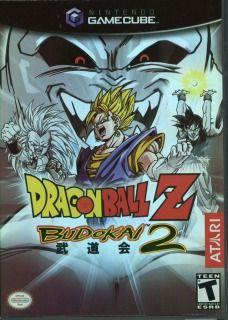 Dragon Ball Z Budokai 2 (Game Cube)